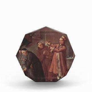 The Alchemists  by Pietro Longhi Acrylic Award