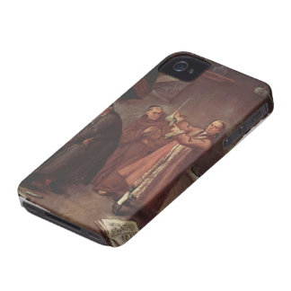 The Alchemists  by Pietro Longhi iPhone 4 Case-Mate Case