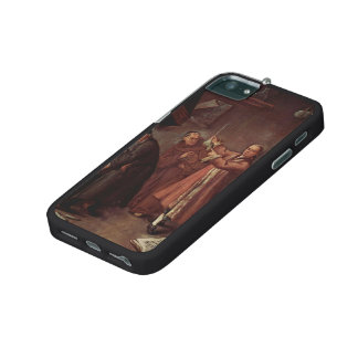 The Alchemists  by Pietro Longhi iPhone 5/5S Cases