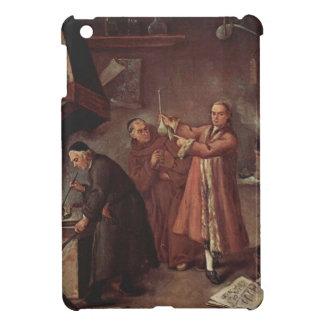 The Alchemists  by Pietro Longhi iPad Mini Cover
