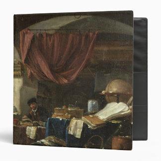 The Alchemist's Laboratory Binder