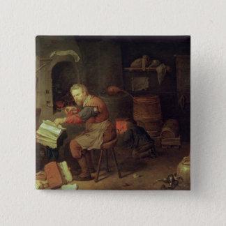 The Alchemist's Workshop Button