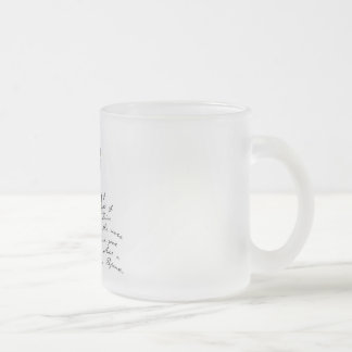 The Alchemy of Producing Frosted Glass Coffee Mug