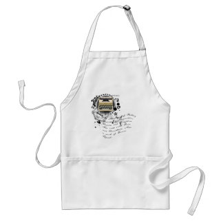 The Alchemy of Writing Aprons