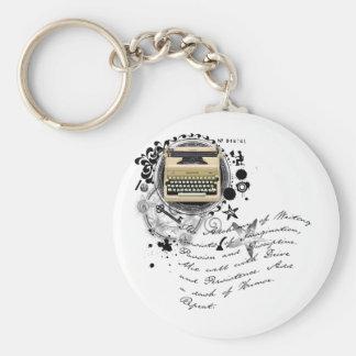 The Alchemy of Writing Keychains