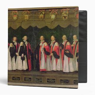 The Aldermen of 1644-45 Vinyl Binder