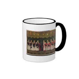 The Aldermen of 1644-45 Ringer Mug