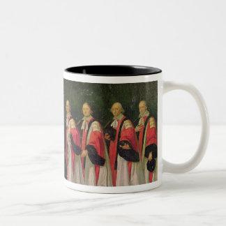 The Aldermen of 1644-45 Two-Tone Coffee Mug