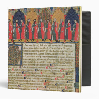 The Aldermen of Toulouse, 1369 Binders