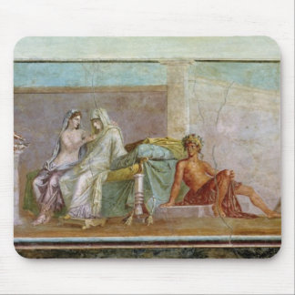 The Aldobrandini Wedding, 27 BC-14 AD Mouse Pad