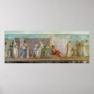 The Aldobrandini Wedding, 27 BC-14 AD Posters