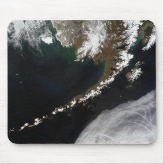 The Aleutian Islands and the Alaskan peninsula Mousepads