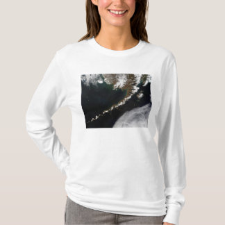 The Aleutian Islands and the Alaskan peninsula T-Shirt