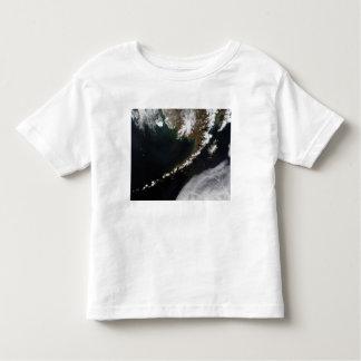 The Aleutian Islands and the Alaskan peninsula Toddler T-shirt