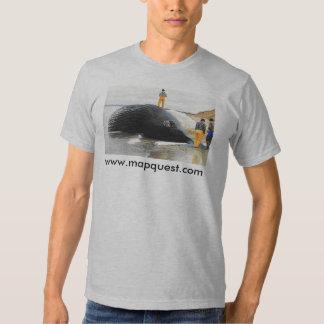 The Aleutians...via Omaha. T-Shirt