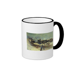 The Alexander battery attacking the Mug