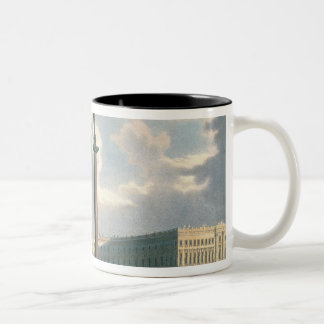 The Alexander Column and the Army Headquarters Mugs