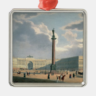 The Alexander Column and the Army Headquarters Ornaments