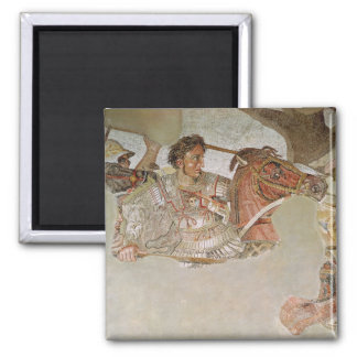 The Alexander Mosaic 2 Inch Square Magnet