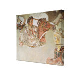 The Alexander Mosaic Gallery Wrapped Canvas