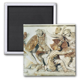 The Alexander Sarcophagus Refrigerator Magnets