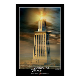 The Alexandry LightHouse Posters