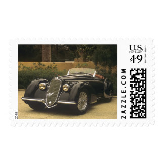 The Alfa Romeo 8C 2900B is a very rare and very Postage Stamps