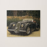 The Alfa Romeo 8C 2900B is a very rare and very Puzzles