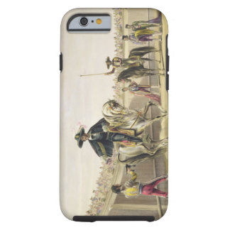 The Alguazil Delivering the Keys of the Toril, 186 Tough iPhone 6 Case