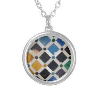 The Alhambra Andalusia Spain Custom Necklace