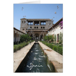 The Alhambra Card