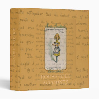 The Alice Collection: Alice Telescoping Binder