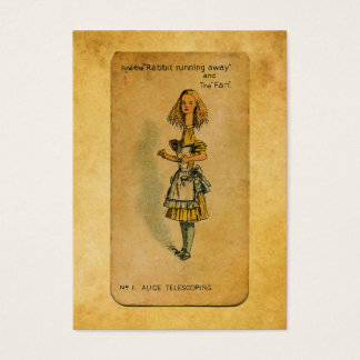 The Alice Collection: Alice Telescoping Business Card