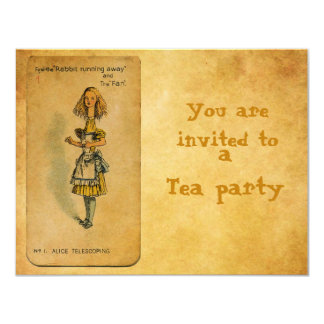 The Alice Collection: Alice Telescoping Card