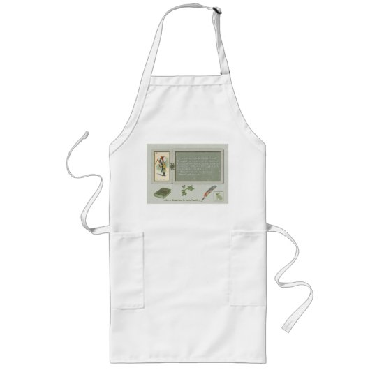 The Alice Collection: The Duchess's Cook Long Apron