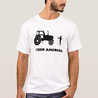 The All American Farmer Shirt. T-Shirt