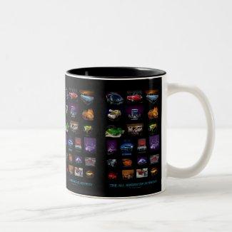 THE ALL AMERICAN HOTROD mug