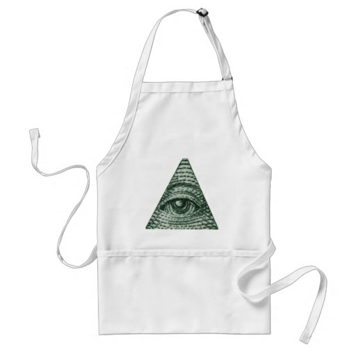 The All Seeing Eye Apron