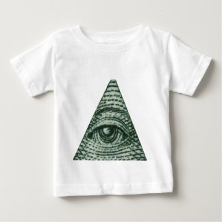 The All Seeing Eye Baby T-Shirt