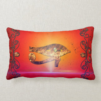 The all seeing eye pillow
