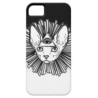The All Seeing Sphinx iPhone SE/5/5s Case
