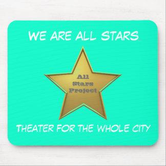 The All Stars MP/Aqua Mouse Pad
