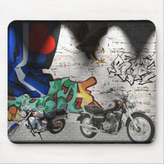 The Alley Mouse Pad