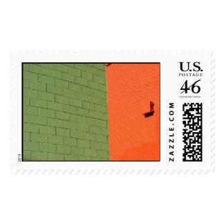 the alley stamp
