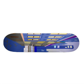 The Alley Skateboard Deck