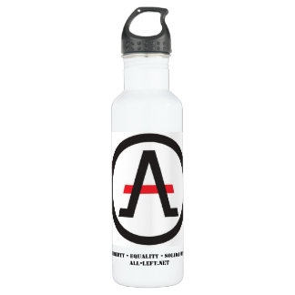 The ALLiance of the Libertarian Left of Hydration Stainless Steel Water Bottle