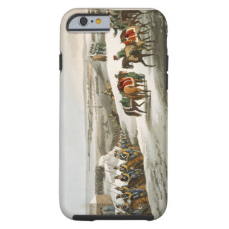 The Allies before Dantzic in Winter, engraved by M Tough iPhone 6 Case