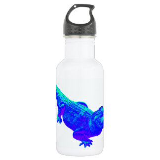 THE ALLIGATOR SECTRUM STAINLESS STEEL WATER BOTTLE