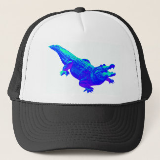 THE ALLIGATOR SECTRUM TRUCKER HAT