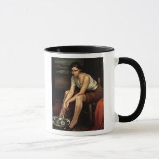 The Alluring Young Girl Mug